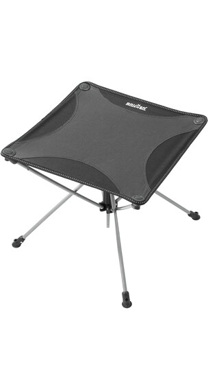 Brunner Butterfly NG - Mesas de camping - gris/negro